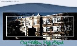 Screenshot of Oak Willow High