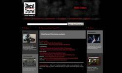 Screenshot of GhostChannel.tv