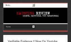 Screenshot of Haunting Review