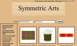 Screenshot of Symmetric Arts