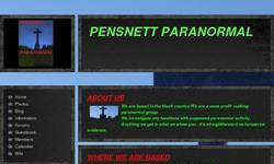 Screenshot of pensnett paranormal