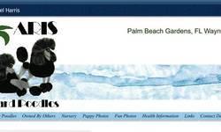 Screenshot of Aris Standard Poodles