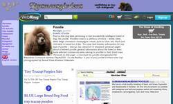 Screenshot of L�NSMANSG�RDENS POODLES