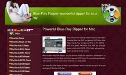 Screenshot of blue-ray ripper