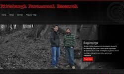 Screenshot of Pittsburgh Paranormal Research
