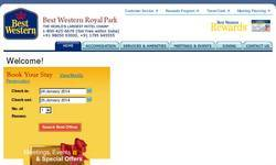 Screenshot of Best Western Royal Park | Hotels in baddi | Himachal Pradesh