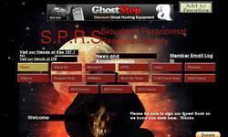 Screenshot of SPRS