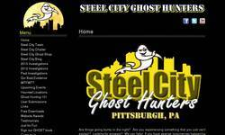 Screenshot of Steel City Ghost Hunters