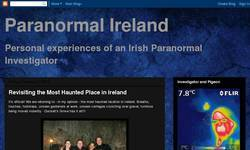 Screenshot of Paranormal Ireland