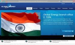 Screenshot of Energy Recruitment