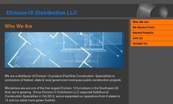 Screenshot of safesoundconstruction.com