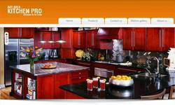 Screenshot of Kitchen Remodeling