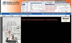 Screenshot of Construction Estimating Software