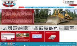 Screenshot of Barsi enterprises