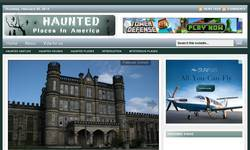 Screenshot of Haunted Places In America