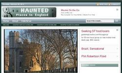 Screenshot of Haunted Places in England