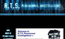 Screenshot of RTS Paranormal Investigation