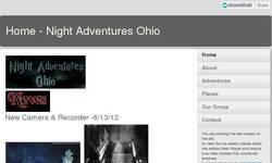 Screenshot of NIGHT ADVENTURES OHIO