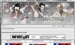 Screenshot of WWE: The Reformation