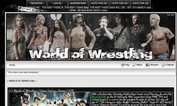 Screenshot of Total Wrestling Entertainment