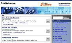 Screenshot of Boldbytes.Com