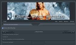 Screenshot of Extreme World Wrestling