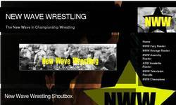 Screenshot of New Wave Wrestling