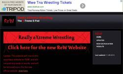 Screenshot of Really eXtreme Wrestling