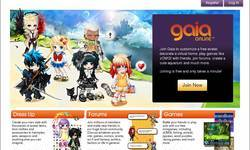 Screenshot of gaiaonline