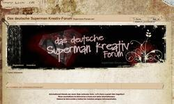 Screenshot of Das deutsche Superman Kreativ-Forum
