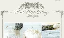 Screenshot of Katies Rose Cottage
