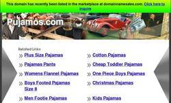 Screenshot of Pujamos.com