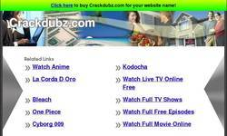 Screenshot of CrackDubz