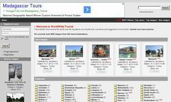 Screenshot of Worldwide Tourist / Travel Photos