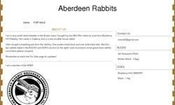 Screenshot of Rabbits Of Old Aberdeen