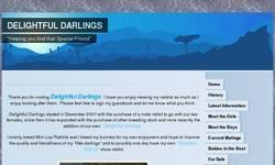 Screenshot of Delightful Darlings