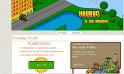 Screenshot of Habbag Hotel
