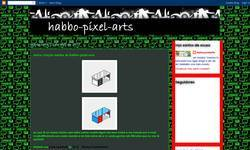 Screenshot of habbo-pixel-arts