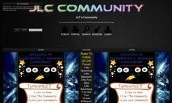 Screenshot of JLC-Community