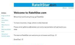 Screenshot of RateitStar