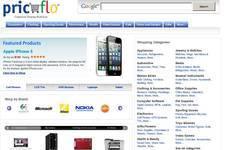 Screenshot of priceflo