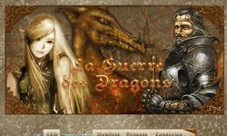 Screenshot of La Guerre des Dragons