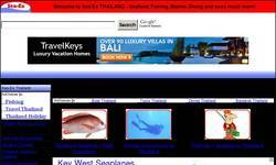 Screenshot of SEA-EX Thailand Directory