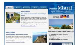 Screenshot of Enjoy Greece.Net, Greek Hotels