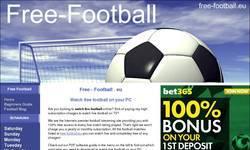 Screenshot of Free Football