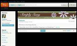 Screenshot of Simply Savy