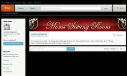 Screenshot of http://www.etsy.momssewingroom.etsy.com