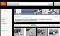 Screenshot of Bonny Jewelry