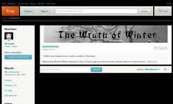 Screenshot of Wrath of Winter