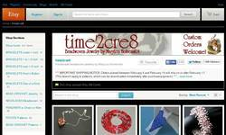 Screenshot of time2cre8 -- MaryLou's Art [Ad]Venture